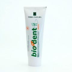 Terra Natura BioDent Basic zubní pasta se zeleným jílem 75 ml