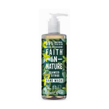 Faith in Nature Tekuté mýdlo mořská řasa & citrus 300 ml