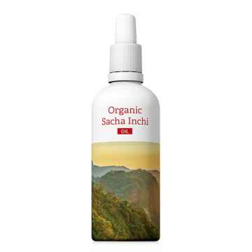 Energy Organic Sacha Inchi olej 100 ml