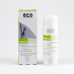 Eco Cosmetics Krém pleťový intensivní arganový olej/rakytník 50 ml