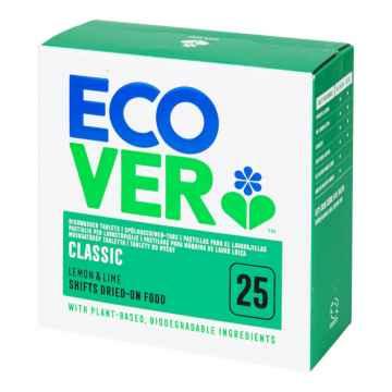Ecover Tablety do myčky 500 g, 25 ks