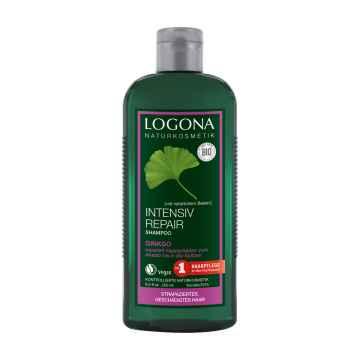 Logona Šampon pro regeneraci a lesk ginkgo 250 ml