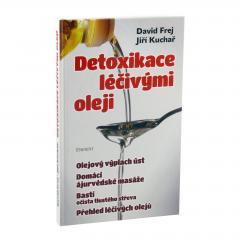 Knihy Detoxikace léčivými oleji, D.Frej a J.Kuchař 140 stran