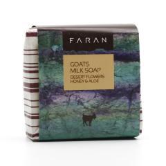 Faran Mýdlo s kozím mlékem Desert Flowers 100 g