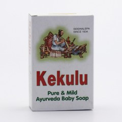 Siddhalepa Mýdlo ayurvédské dětské Kekulu 75 g
