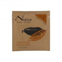Numi Organic Tea Puerh Chocolate Silk Pu-erh, Nspire Tea 3,6 g, 1 ks