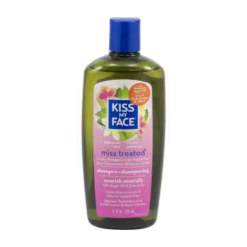 Kiss My Face Corp. Šampon Miss treated, palmarosa a máta 325 ml