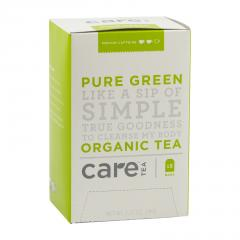 Care Tea Zelený čaj Pure Green 18 ks, 36 g