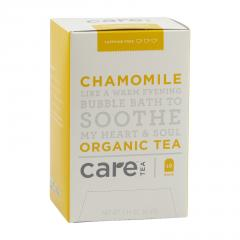 Care Tea Bylinný čaj Chamomile 18 ks, 36 g