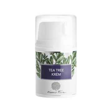 Nobilis Tilia Tea tree krém 50 ml
