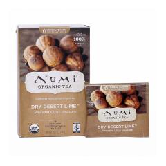 Numi Organic Tea Dry Desert Lime 2,2 g, 1 ks