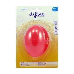 Difrax Sterilizační vejce, různé barvy 1 ks
