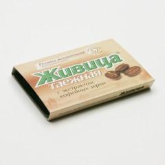 ostatní Sibiřská žvýkací pryskyřice s kávou 5 tablet, 4 g