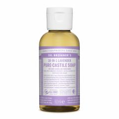 Dr. Bronner´s Tekuté universální mýdlo ALL-ONE!, Lavender 60 ml