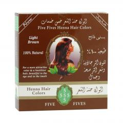 Five Fives Henna Lamda hnědá 100 g