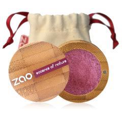 ZAO Třpytivé oční stíny 115 Ruby Red 3 g bambusový obal