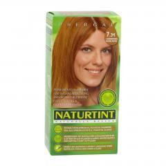Naturtint Barva na vlasy 7.34 lískooříšková světlá 165 ml