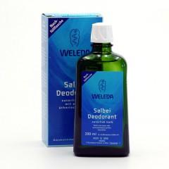 Weleda Šalvějový deodorant 200 ml