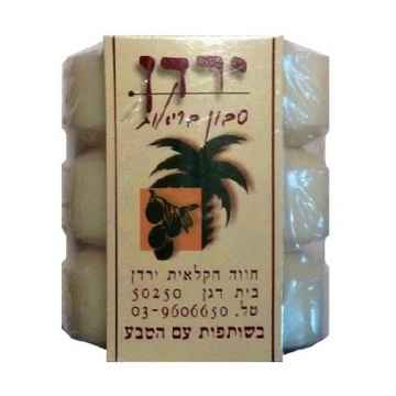 Malki Mýdlo Yarden, pro děti a alergiky 3 ks, 300 g