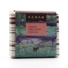 Faran Mýdlo s kozím mlékem Desert Mix 100 g