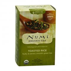 Numi Organic Tea Zelený čaj Toasted Rice 46,8 g, 18 ks