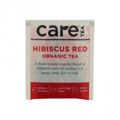 Care Tea Ovocný čaj Hibiscus Red 1 ks, 2 g