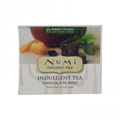 Numi Čokoládový čaj Mint, Indulgent Tea 1 ks, 3,25 g