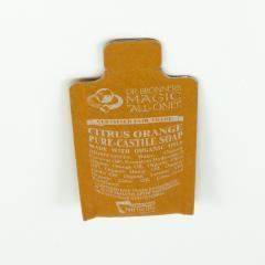 Dr. Bronner´s Tekuté universální mýdlo ALL-ONE!, Citrus-Orange 10 ml