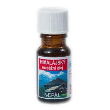 Chaudhary Biosys Himalájský masážní olej, Nepál 10 ml
