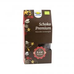 Govinda Datlové raw cukroví čokoládové Premium, Bio 120 g