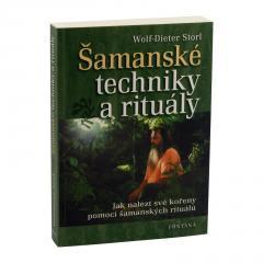 ostatní Šamanské techniky a rituály, Wolf-Dieter Storl 325 stran