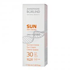 Annemarie Borlind Opalovací krém SPF 30 s DNA ochranou a anti-age efektem 50 ml