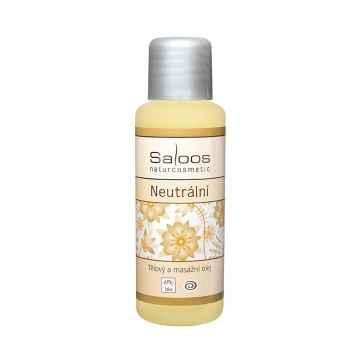 Saloos Masážní olej neutrální 50 ml