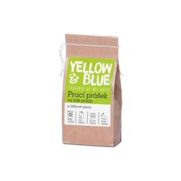 Yellow and Blue Prací prášek na bílé prádlo a látkové pleny 250 g
