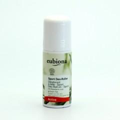 Eubiona Deo kulička rozmarýn, Sport Active 50 ml