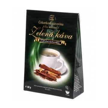 Arun Čekanková kávovina plus extrakt Zelená káva se skořicí 50 g