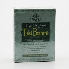 Organic India Čaj Tulsi Brahmi, sypaný, bio 50 g