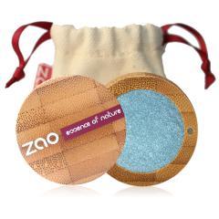 ZAO Třpytivé oční stíny 116 Peacock Blue 3 g bambusový obal
