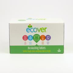 Ecover Tablety na praní 32 ks, 960 g