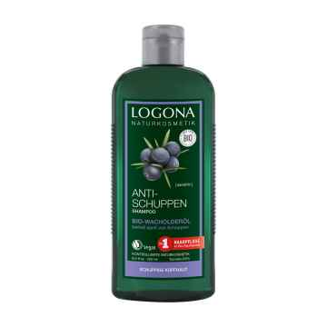 Logona Šampon proti lupům jalovec 250 ml