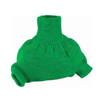 Disana Natahovací vlňáčky 74/80 1 ks, zelená