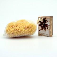 Caribbean Sun Mořská jemná kosmetická houba Silk SCS 162 1 ks, 8-9 cm