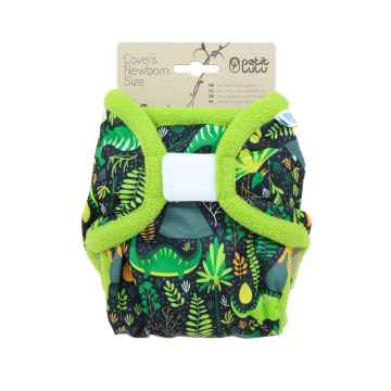 Petit Lulu Svrchní kalhotky novorozenecké 1 ks, dinosauři