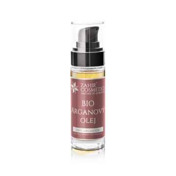 Zahir Cosmetics Arganový olej s pumpičkou, bio 30 ml