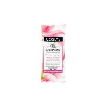 Coslys Šampon pro slabé a nepoddajné vlasy lilie a rostlinný keratin 8 ml