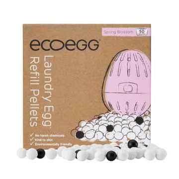 Ecoegg Náplň do vajíčka na praní 210 praní, jarní květy