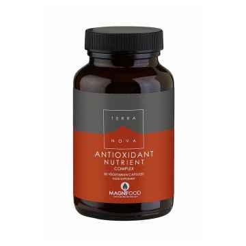 Terranova Health Antioxidant 50 ks, (kapslí)
