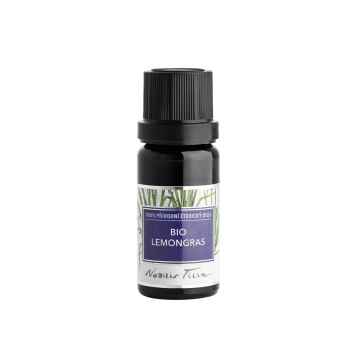 Nobilis Tilia Bio Lemongras, 100% přírodní éterický olej 10 ml