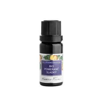 Nobilis Tilia Bio Pomeranč, sladký, 100% přírodní éterický olej 10 ml