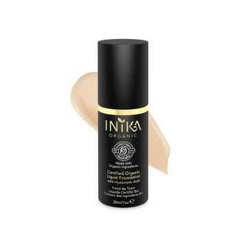 Tekutý make-up s kyselinou hyaluronovou, Nude 30 ml